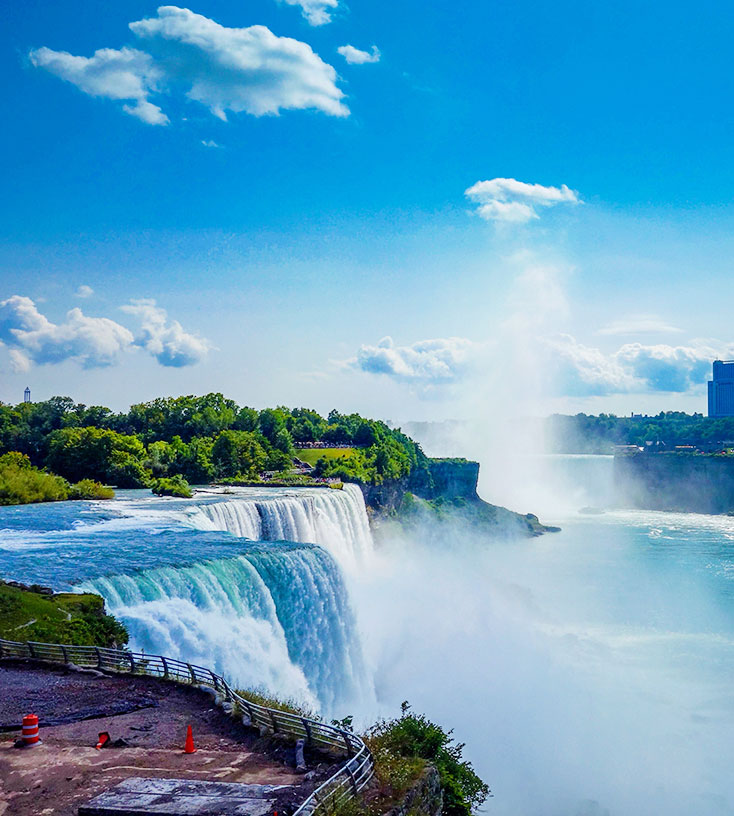 Canandian Falls